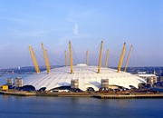 The O2 dome - the most successful indoor rock concert venue in the world