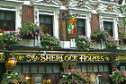 The Sherlock Holmes pub in Westminster, London
